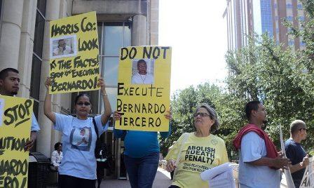 Suspenden ejecución de Nica en Texas