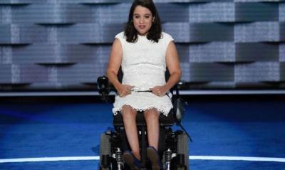 Nieta del expresidente Somoza destaca en convención Demócrata